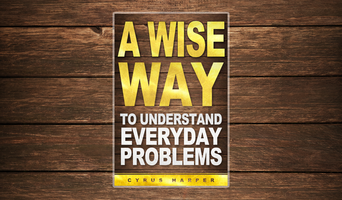 a wise way to understand everyday problems book banner 2