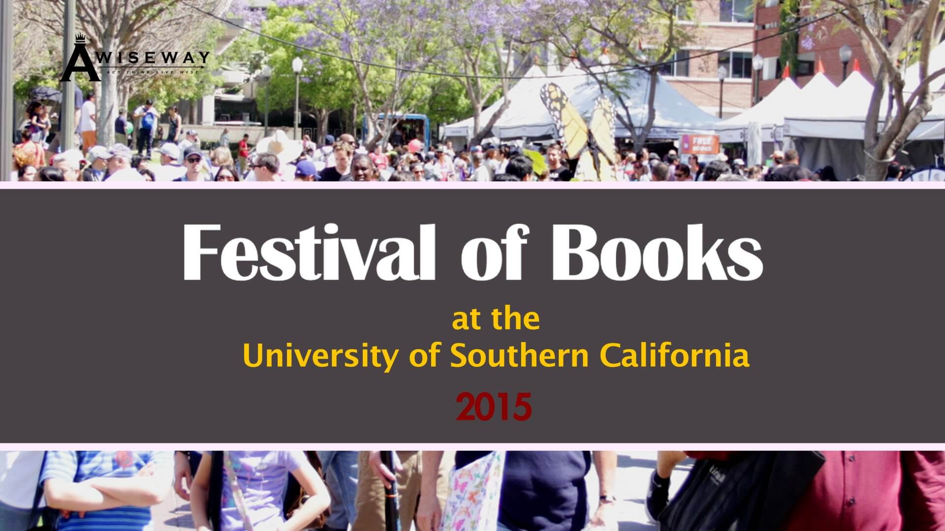 Festival Of Books 2015
