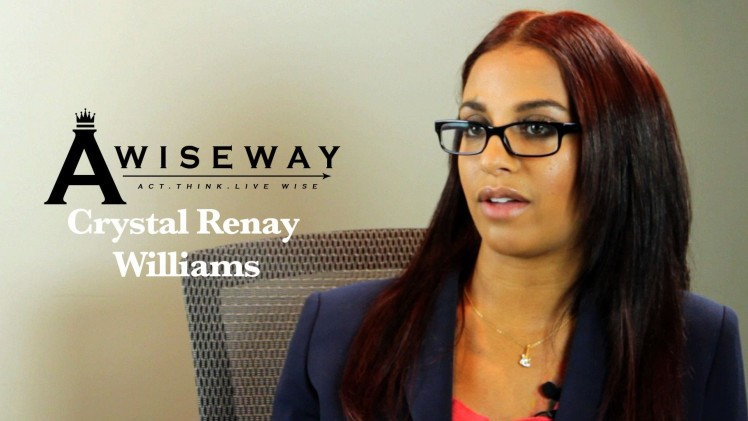 Crystal Renay Explains How She Removes Negative Energy