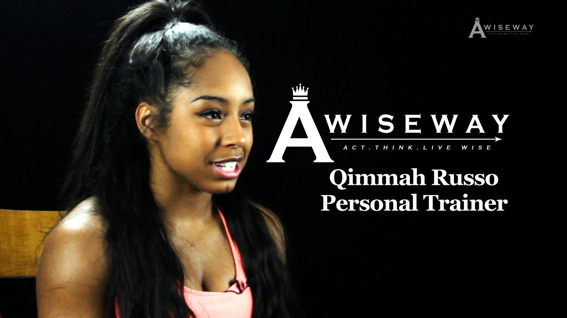Qimmah Russo Inspires Others by Doing What She Loves