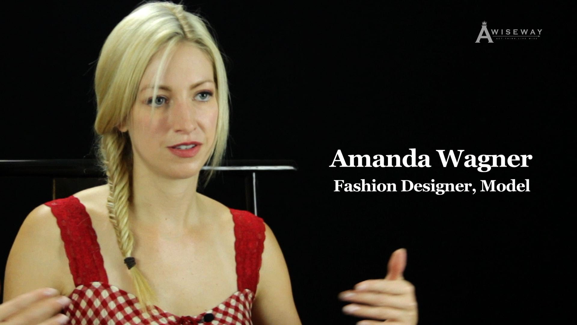 Fashion Designer and Model Explains How Her Family Inspired Her Creativity