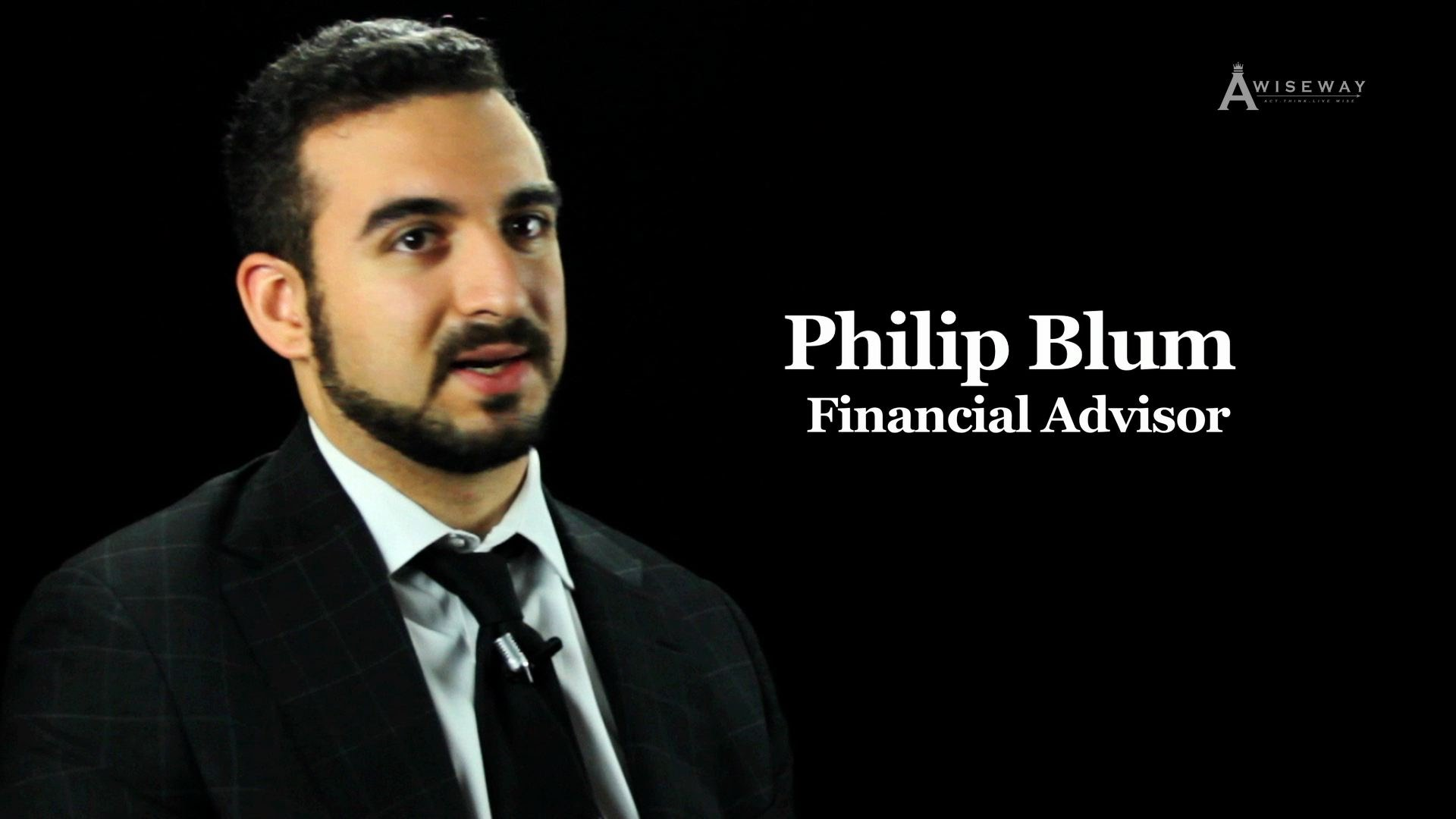 The Advice a Financial Advisor Would Give to his Younger Self