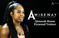 The Philosophy That Helped Qimmah Russo Become a Better Person