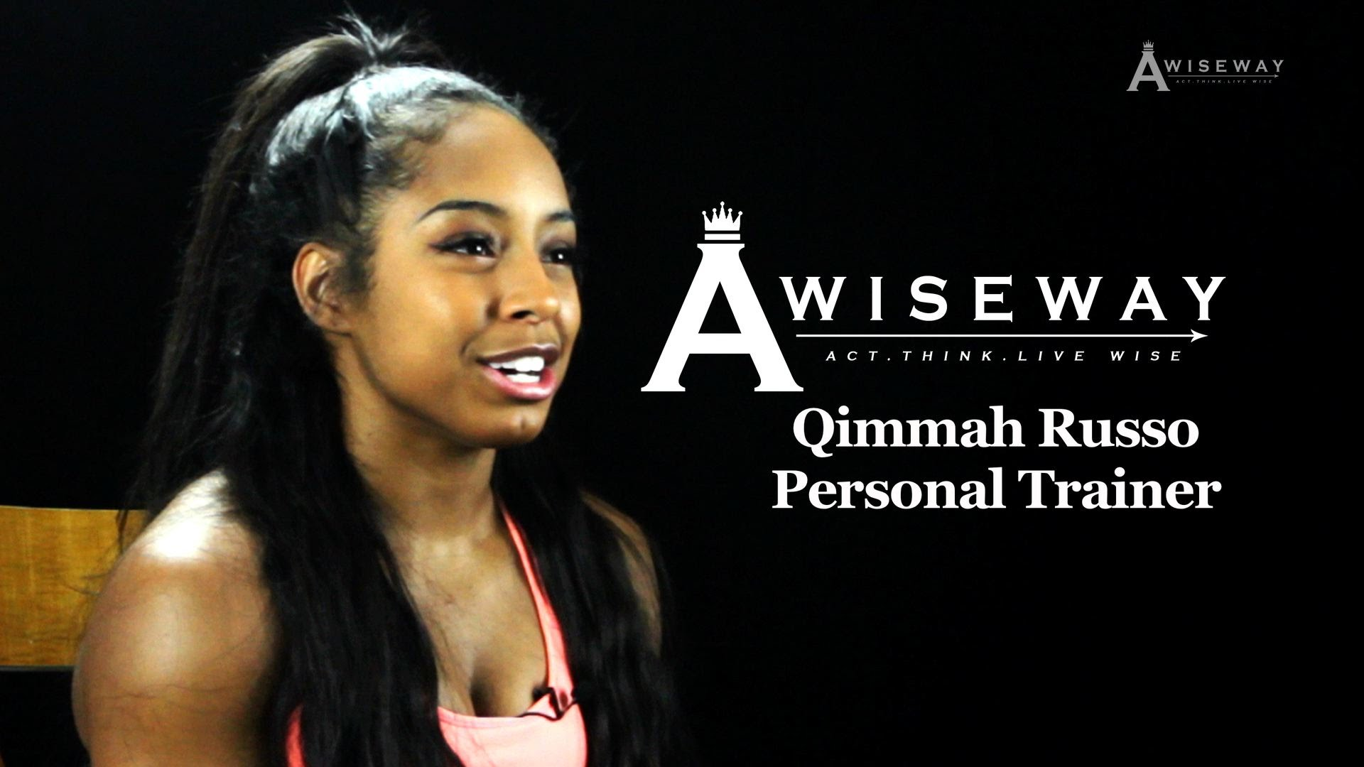 The Quote That Helped Qimmah Russo Become a Better Person