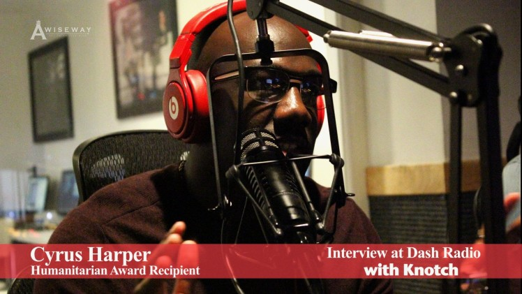 Cyrus Harper Promotes a Righteous Thought Process and Discusses The Many Realities of Today