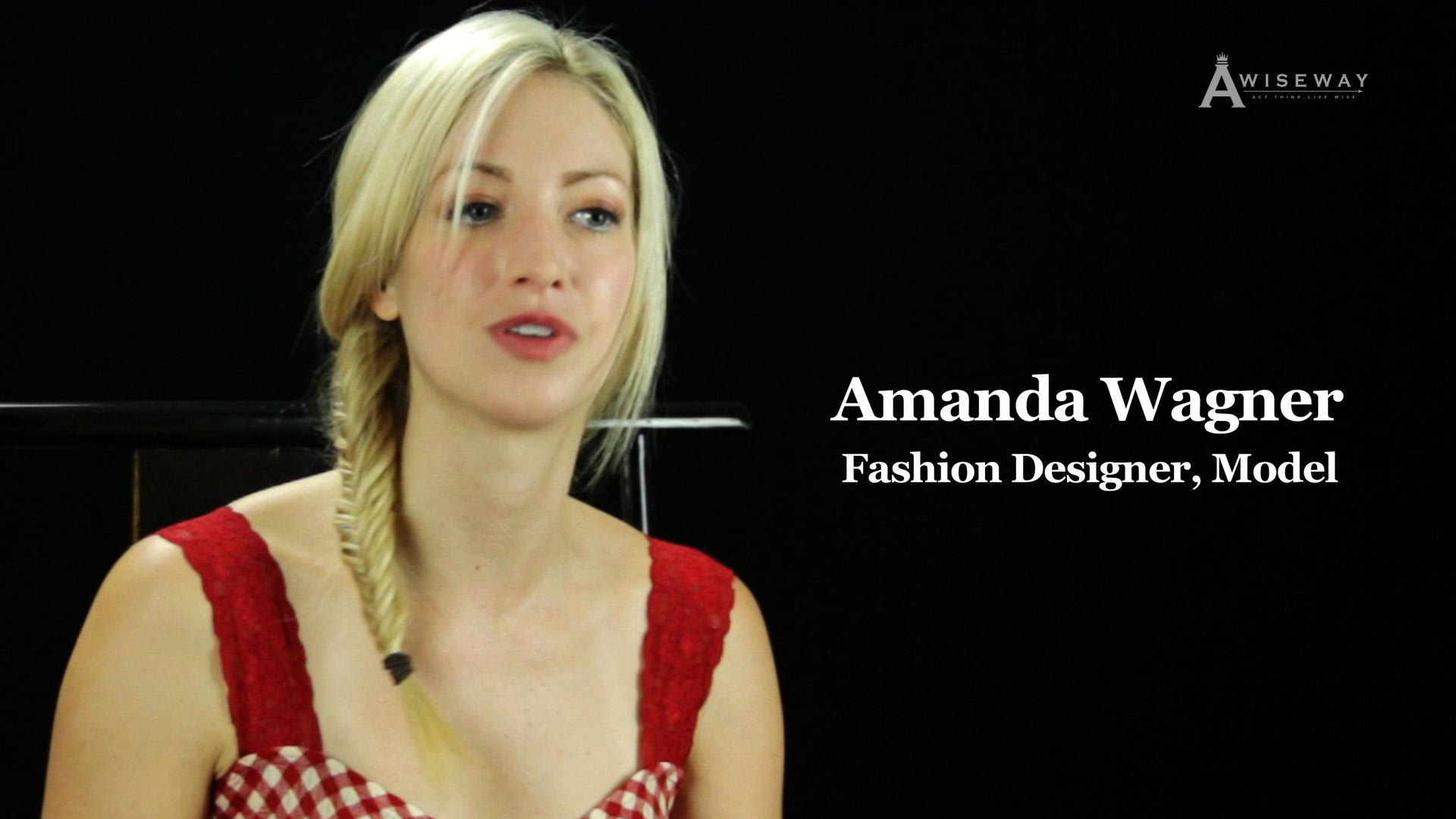 Fashion Designer and Model Says her Drive for Stability Got Her Away from her Creativity