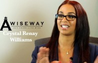 Crystal Renay Explains How She Overcomes Quitting