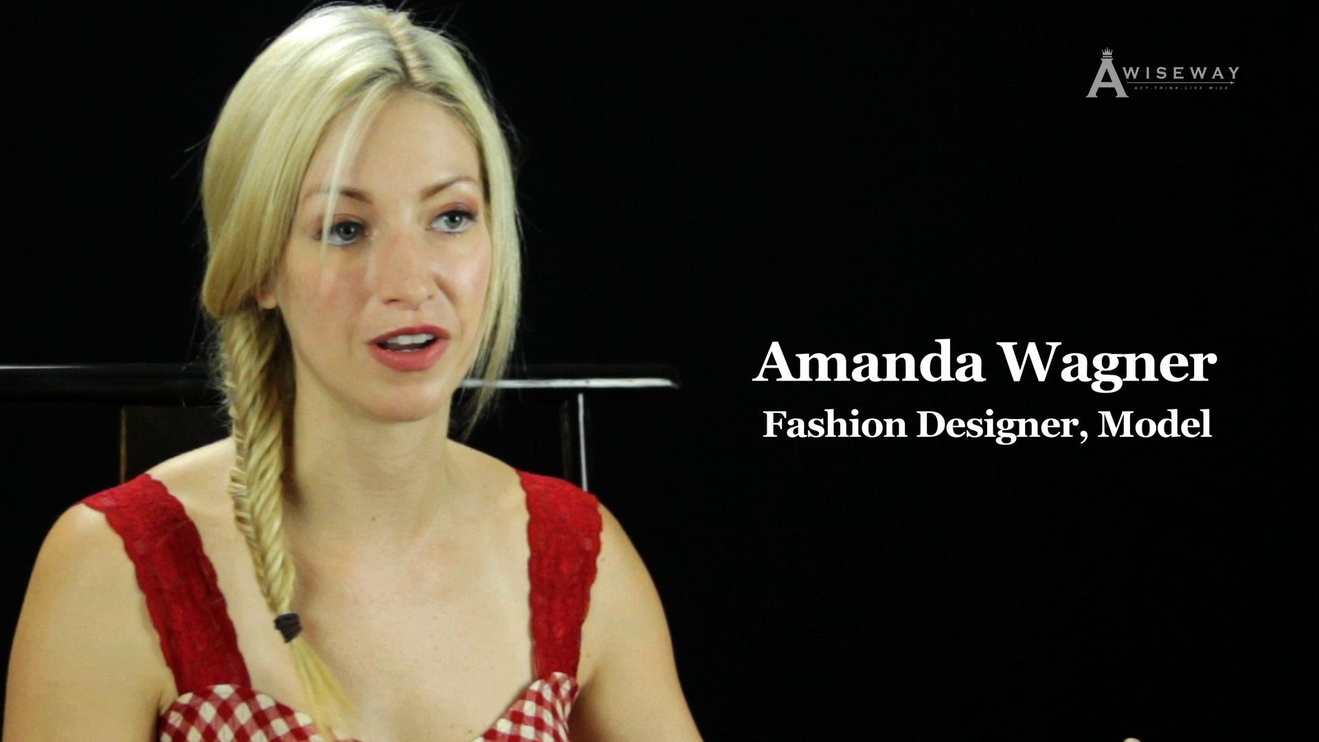Fashion Designer and Model Provides Insight on Life After High School
