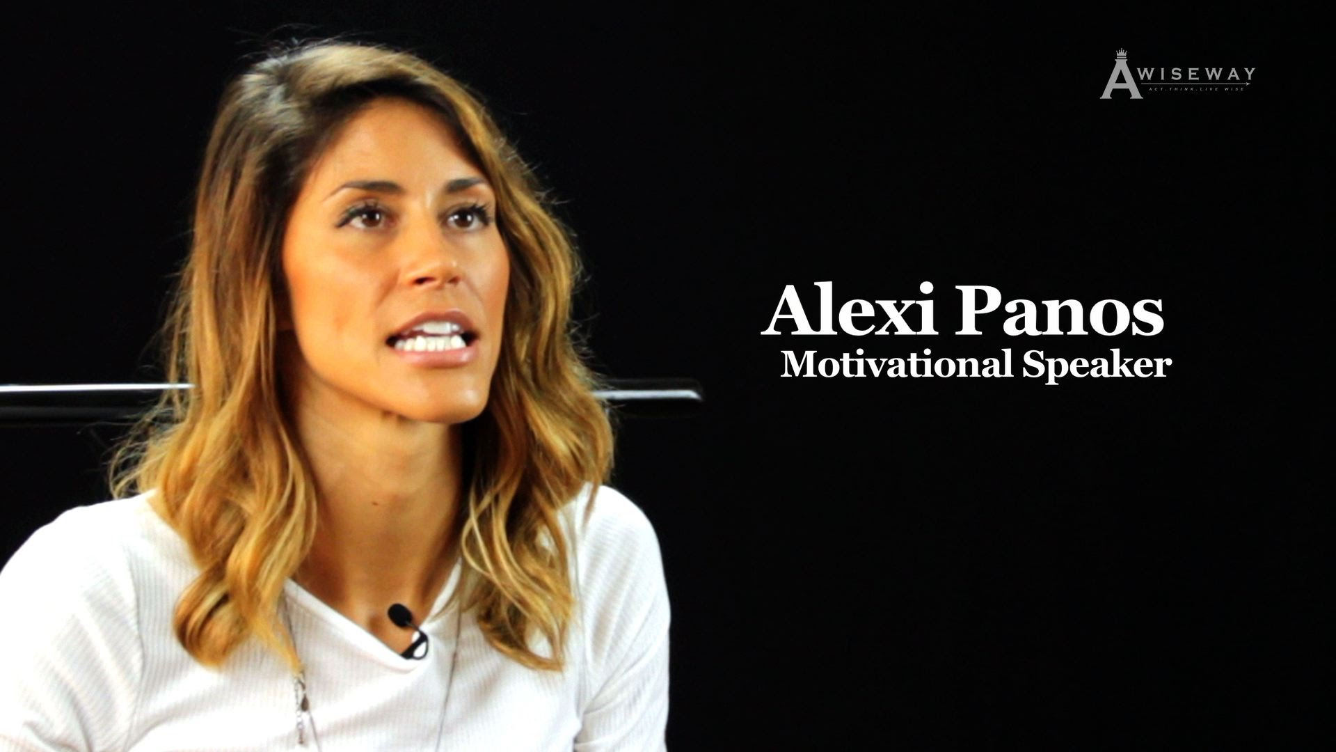 Alexi Panos Explains Why We Should Put Ourselves Before Our Work