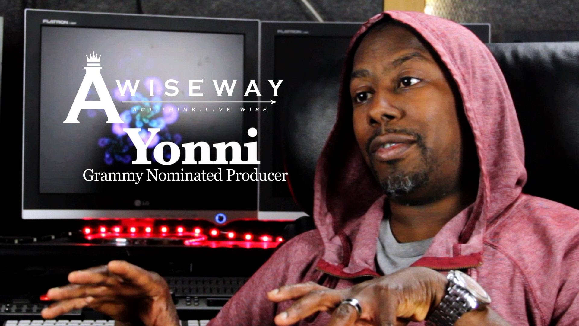 Grammy Nominated Producer Gives Story on How He Started Producing for Lil Wayne