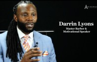 Motivational Speaker and Master Barber Shares a Symbolic Story of Fear and Success