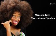 Motivational Speaker Gives Inspiration Because She Loves the Feeling of Being Inspired
