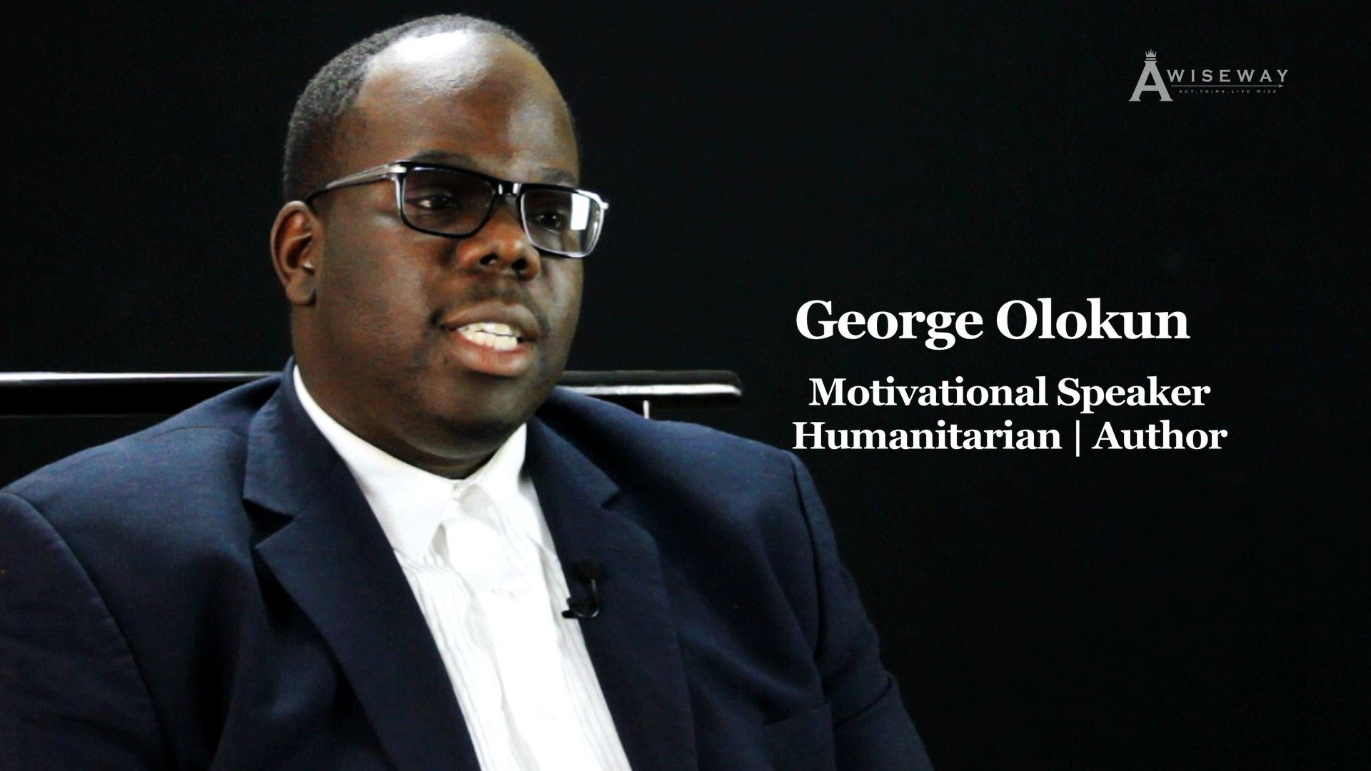 Motivational Speaker Shares the Greatest Challenge in His Work