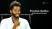 Preston Smiles Explains How He Overcame His Past Life of Negativity