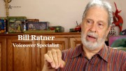 Voiceover Specialist Bill Ratner Speaks on the Pros and Cons of his Career