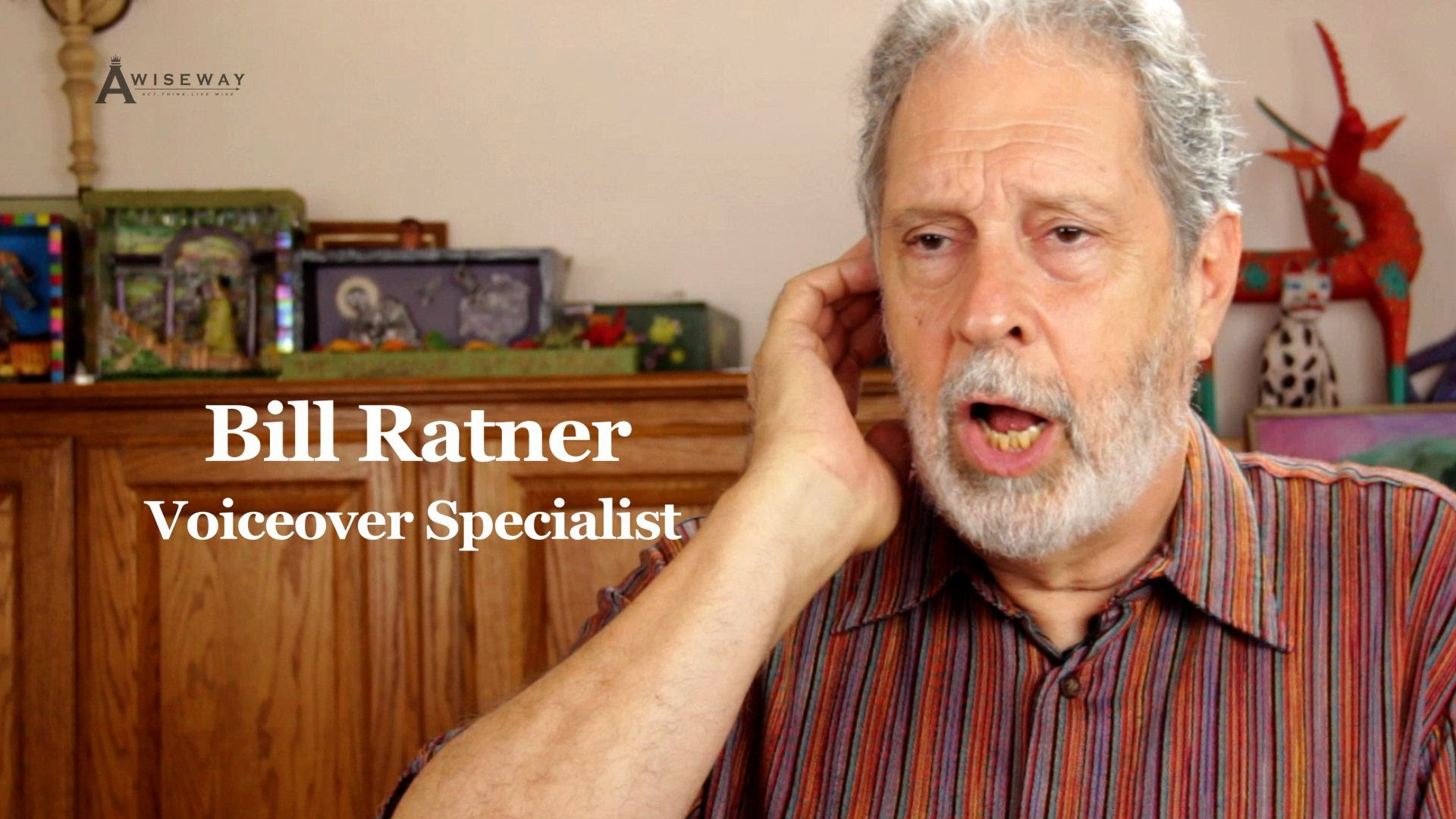Voiceover Specialist Gives Advice on How to Start Your Voiceover Career