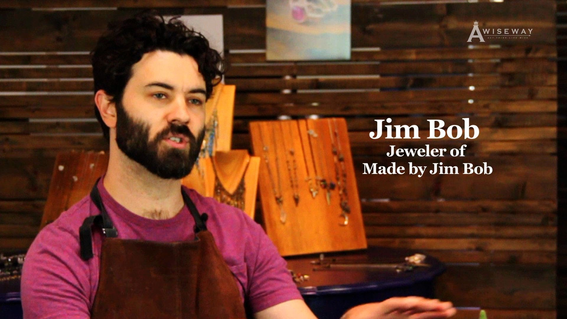 Custom Jeweler Offers Advice to Others Considering the Profession