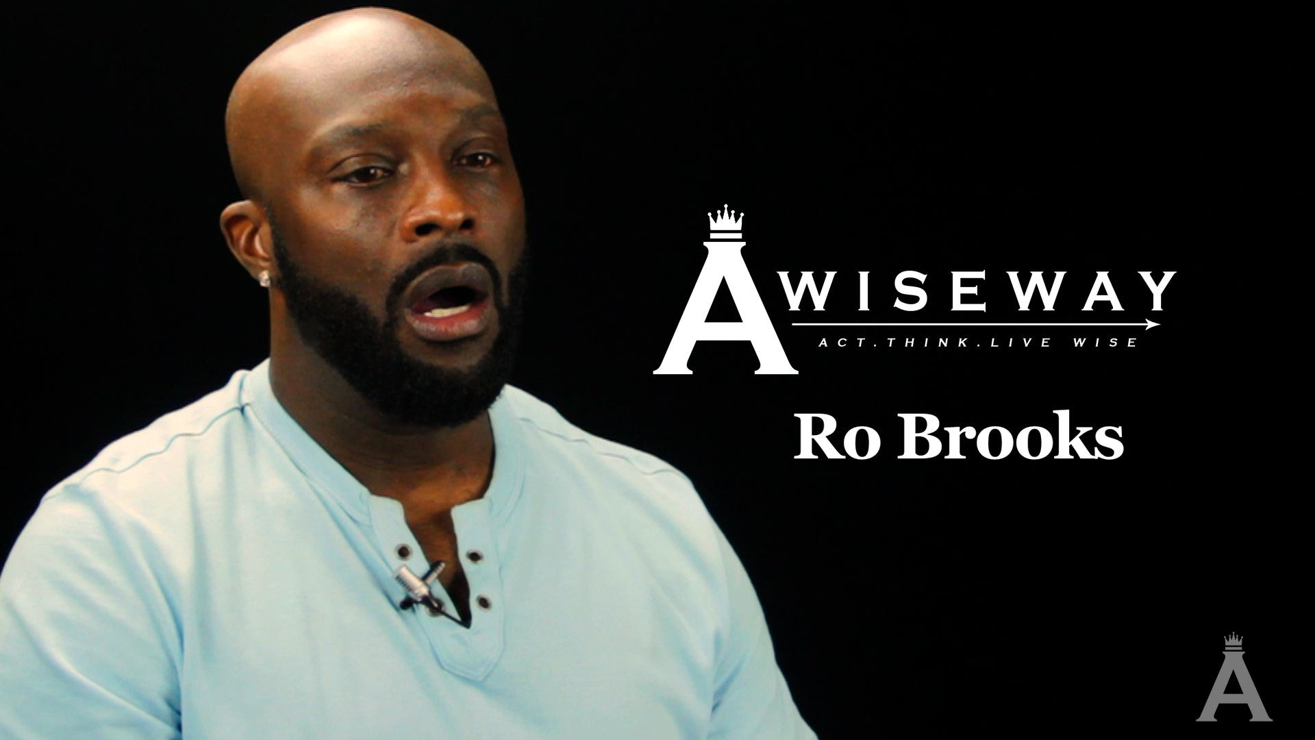 Ro Brooks Educates Aspiring Actors on How to Succeed