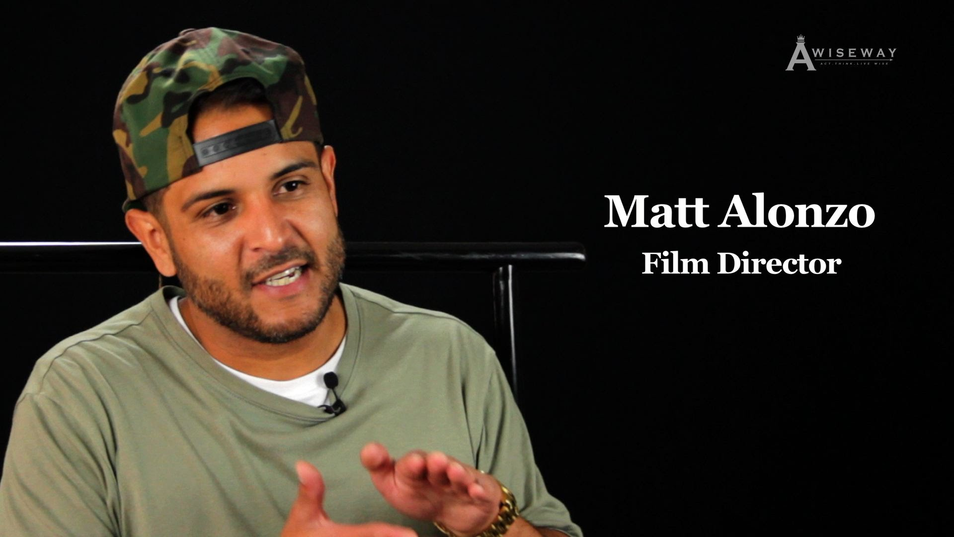 Matt Alonzo, Film Director Explains Differences Between Director and Producer
