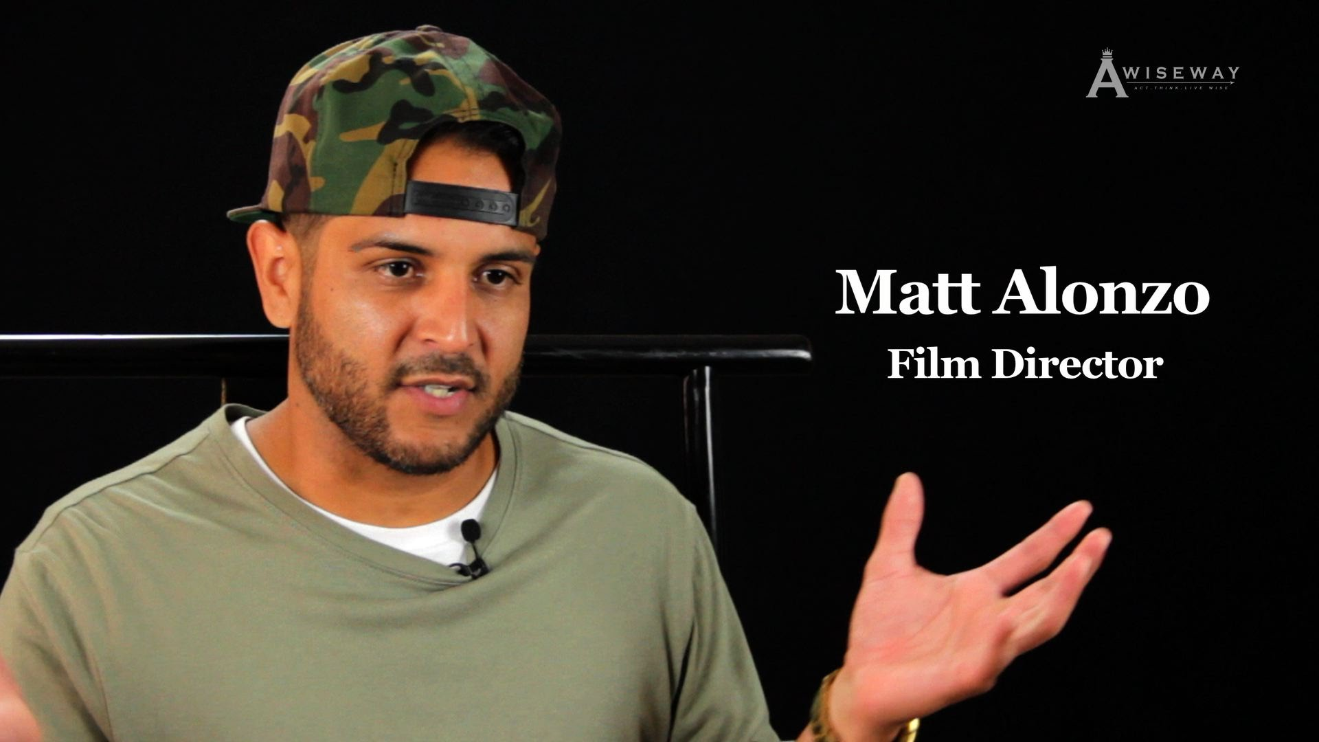 Matt Alonzo Shares The Game Being His Favorite Artist to Direct