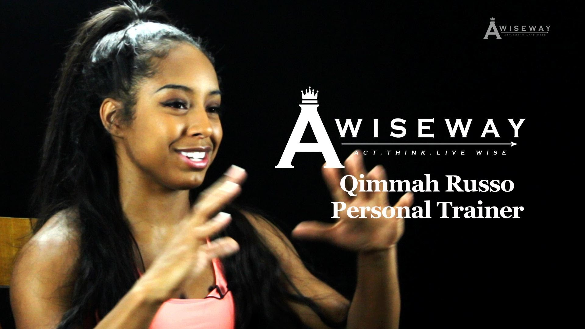 Qimmah Russo Explains How Her Healthy Lifestyle Influenced Others