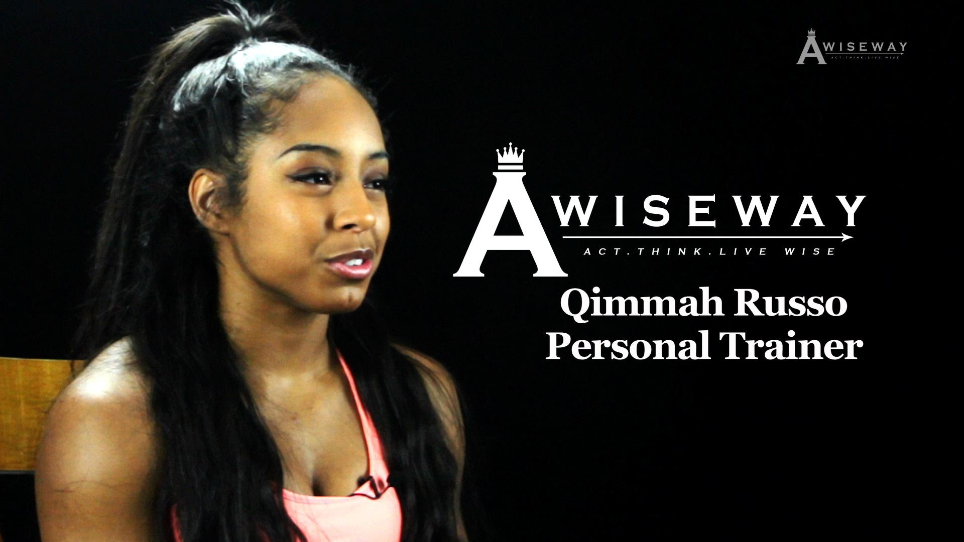 Qimmah Russo Explains Why You Should Do What You Love