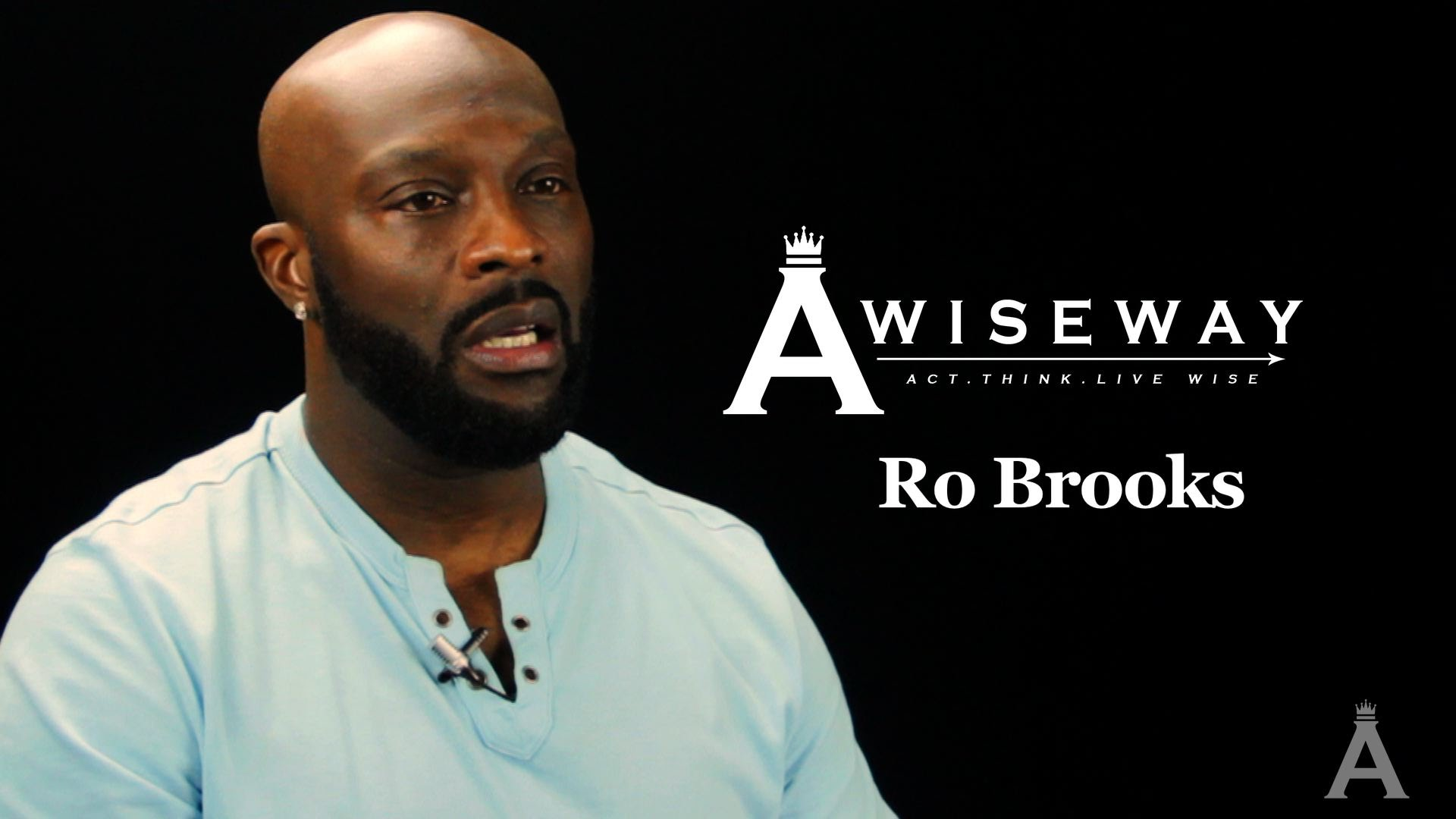 Ro Brooks Explains Why Passion is the Key to Success