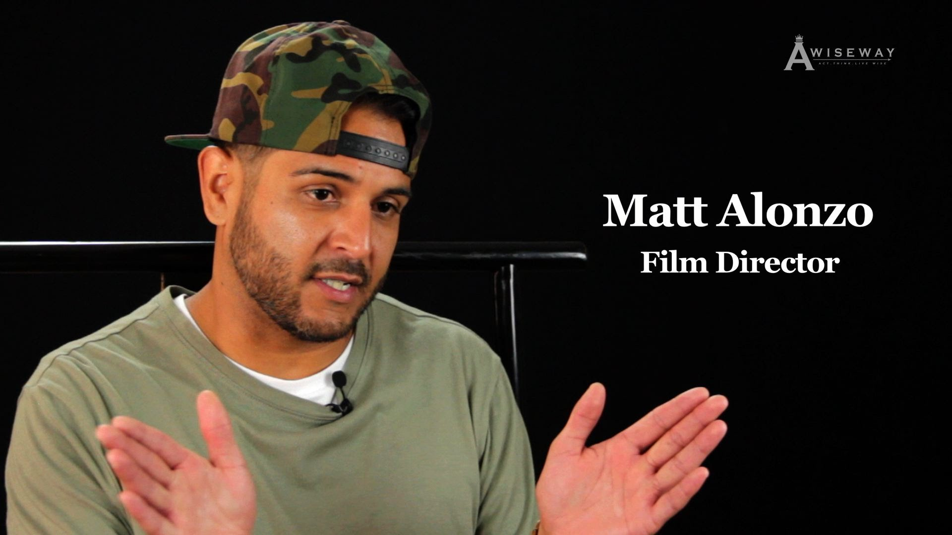 Matt Alonzo, Film Director Shares Importance of Networking in the Film Industry