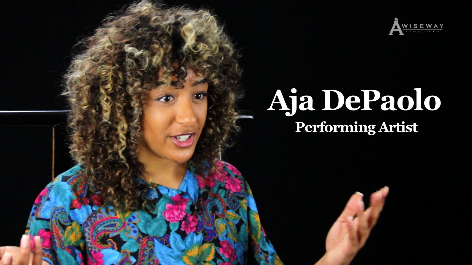 Performing Artist Explains Why Taking Your Craft Seriously Is Important