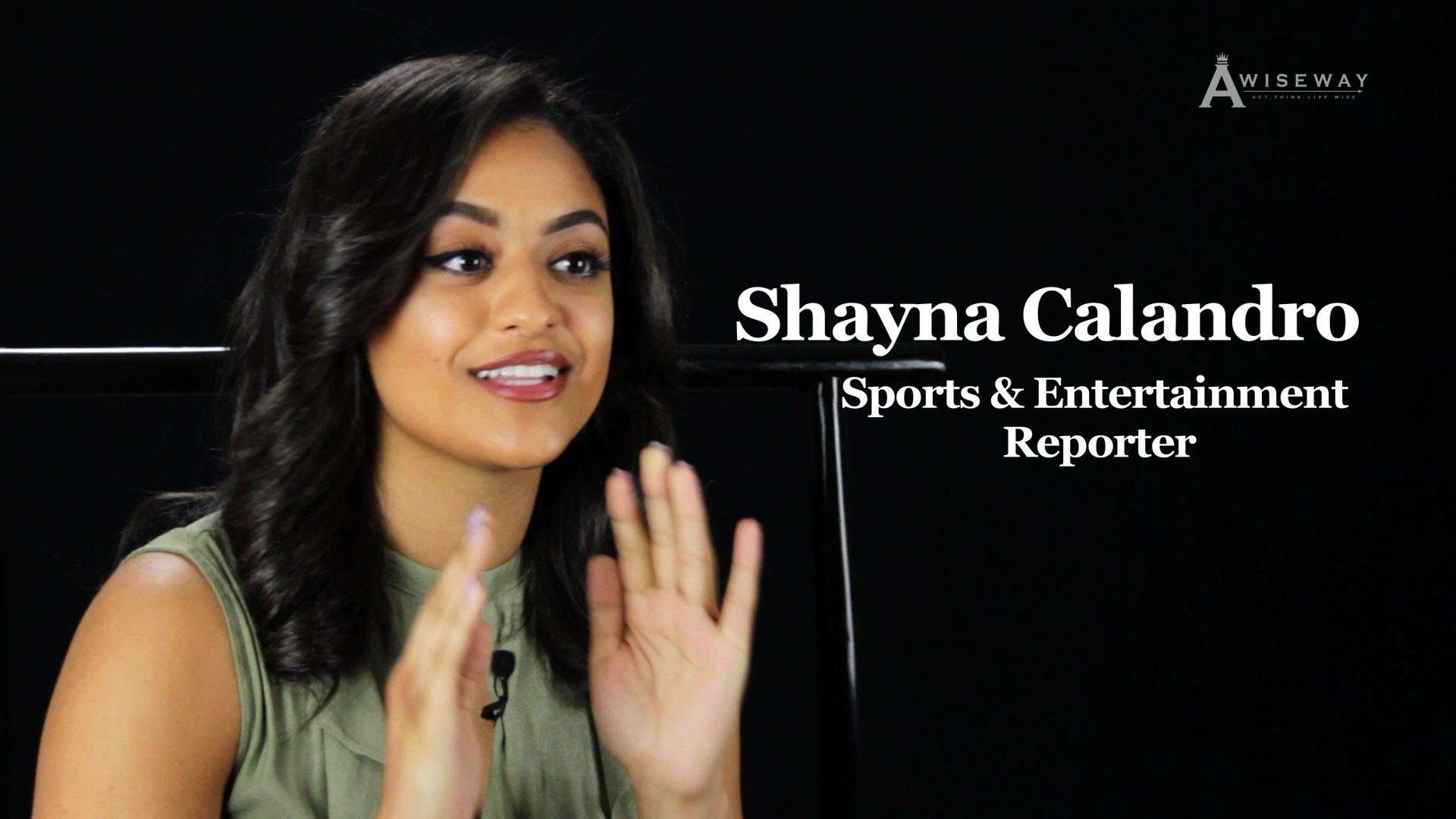 Female Reporter Explains How to Interview Athletes in the Locker Room