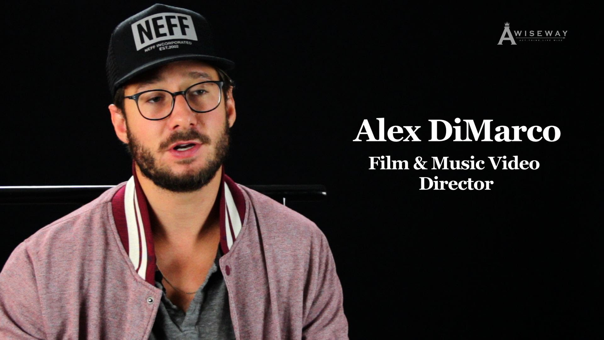 Film Director, Alex DiMarco Shares How Stress Almost Killed Him in Film School