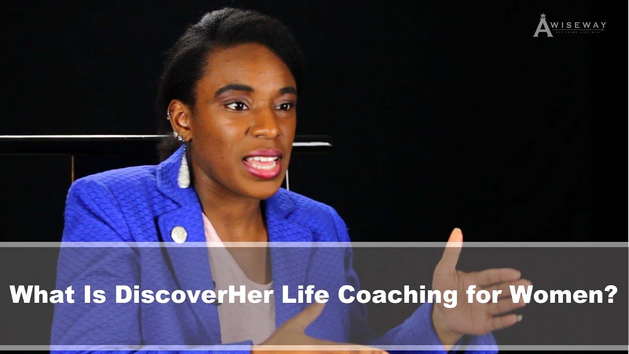 What Is DiscoverHer Life Coaching for Women?