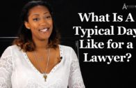 What Is A Typical Day Like for a Lawyer?   Legal Advisor