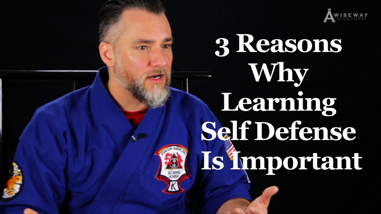 3 Reasons Why Learning Self Defense Is Important